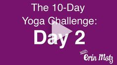 10 Day Yoga Challenge: Day 2 - Plank Party (Viernes 27)