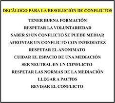 34 Ideas De Mediacion De Conflictos Conflicto Educacion Emocional Resolución De Conflictos
