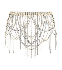AGENT PROVOCATEUR Lulu Pearl Suspender Belt. #agentprovocateur #cloth #