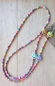 Diy Friendship Bracelets Patterns, Diy Bracelets Easy, Bracelet Crafts, Beaded Bracelets, Beaded Jewelry Designs, Bead Jewellery, Bracelet Designs, Candy Jewelry, Cute Jewelry