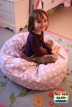 Pink and Green Mama: * Kid-Friendly Stuffed Animal Storage Solution