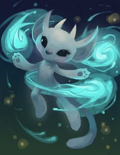 Ori by Nightblue-art
