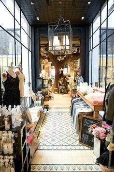 CASA CHIC Deco store and boutique hotel El Salvador 4786, Palermo Soho, Buenos Aires, ARGENTINA www.casa-chic.com.ar