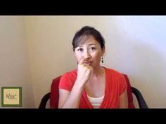 Acupressure Point To Stop A Sneeze - How To Stop A Sneeze - Massage Monday 10-8-12 - YouTube