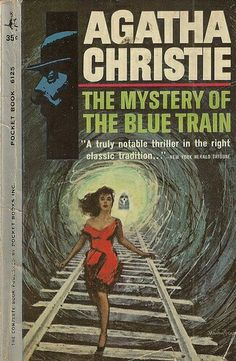 The Mystery Of The Blue Train ** by Agatha Christie