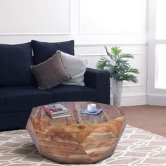 Best solid wood coffee table design ideas to deal with them. It has a round, square, flower-shaped table with different types of wood like mango. . #coffeetable #coffee #interiordesign #homedecor #furniture #coffeetime #coffeeshop #table #design #interior #sidetable #coffeelover #coffeeholic #woodworking #livingroom #coffeeaddict #coffeelovers #decor #diningtable #furnituredesign #mejakopi #coffeehouse #coffeegram #coffeetabledecor #livingroomdecor #home #coffeebreak #architecturesideas Square Glass Coffee Table, Round Wood Coffee Table, Rattan Coffee Table, Coffee Table Furniture, Coffee Table With Drawers, Cool Coffee Tables, Coffee Table Design, Tree Coffee Table, Brown Furniture