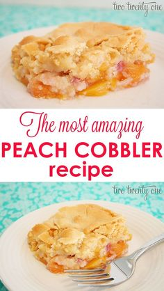 This is seriously the BEST peach cobbler recipe I've tried! This is seriously the BEST peach cobbler recipe I've tried!Cobbler This is seriously the BEST peach cobbler recipe I've tried! This is seriously the BEST peach cobbler recipe I've tried! Good Peach Cobbler Recipe, Best Peach Cobbler, Southern Peach Cobbler, Almond Flour Peach Cobbler Recipe, Home Made Peach Cobbler, Peach Cobbler Recipe Pioneer Woman, Simple Peach Cobbler, Peach Cobbler Crust, Sugar Free Peach Cobbler