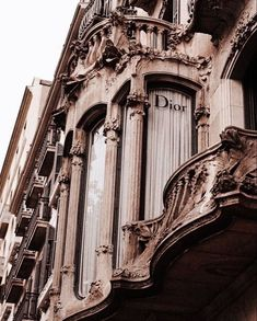 dior architecture and building afbeelding Dress Models - baroque architecture - Baroque Architecture, Green Architecture, Beautiful Architecture, Classy Aesthetic, Brown Aesthetic, Aesthetic Vintage, Photo Wall Collage, Picture Wall, Mode Poster