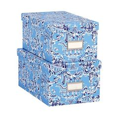 Anna Griffin Imperial Collection Nesting Bo Set Of Two Office Supplies Crafting Essentialore In These Nifty