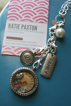 A unique and special Mother's Day gift idea... Origami Owl Living Locket  https://www.facebook.com/#!/pages/Origami-Owl-Custom-Jewelry-Katie-Paxton-Independent-Designer/228959250575793