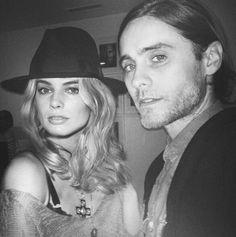 Margot Robbie and 3