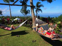 Tiavi Mt. Escape Tiavi This secluded mountain retreat offers accommodation surrounded by banyan trees and lush tropical gardens. Situated on the southern side of Upolu, Tiavi Mountain Escape offers stunning views over the Pacific Ocean.