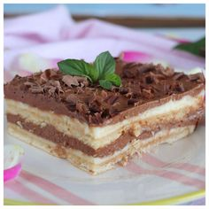 Greek Desserts, Köstliche Desserts, Sweets Recipes, Greek Recipes, Desert Recipes, Delicious Desserts, Cake Recipes, Cooking Recipes, Yummy Food