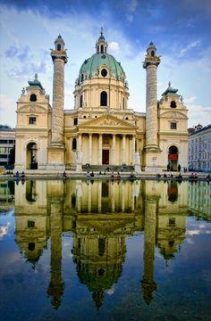 Vienna - Karls Church