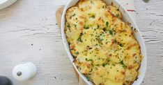 Very Creamy Potato Bake Recipe Creamy Potato Bake, Easy Baked Potato, Baked Potatoes, Fun Baking Recipes, Cooking Recipes, Meat Recipes, Delicious Recipes, Cooking Tips, Healthy Recipes