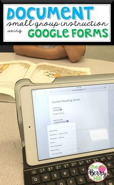 Google Guided Reading Form 6th Grade Reading, Guided Reading, Teaching Reading, Instructional Coaching, Instructional Technology, Small Group Reading, Reading Groups, Reading Intervention, Reading Workshop