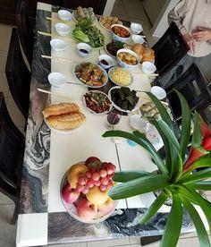 The vegetarian feast table. . . . #vegetarian table #birthdayparty #homecooking #birthday #party #one #houston #ighouston #enjoylife #foodies #foodstagram #foodphotography #instafood #yum #nomnom
