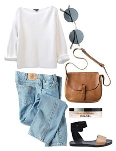 """#66"" by clourr ❤ liked on Polyvore featuring Dickies, Toast, Chanel and 3.1 Phillip Lim"