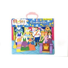 FeltTales Cinderella Storyboard >>> This is an Amazon Affiliate link. More info could be found at the image url.