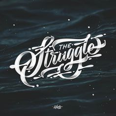 I am a sucker for a design with drips. Really like how these are applied horizontally. Lettering by @rafamiguel_ -- use #typegang to be featured -- #water #typography #ocean #lettering #handlettering #lake #type #goodtype #thedailytype #calligraphy #river #waves #reflection #typespire #graphicdesign #draw #typematters #handmadefont #typographyinspired #illustrator #moderncalligraphy #instaart #artoftheday #graphic #creative #letteringco