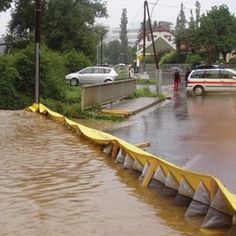 Flood Prevention, Flood Barrier, School Bus House, Water Dam, Underground Bunker, Army Corps Of Engineers, Camper Renovation, Country, Brick