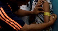 LA VENEZUELA QUE EL CHAVISMO DESTRUYÓ: Difteria, paludismo, desnutrición infantil
