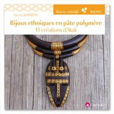 [ Nouveauté ] Le livre de Karine Barrera alias Akak est enfin disponible chez Perles & Co ! Les créations de cette artiste de talent sont une invitation au voyage, laissez-vous tenter par cet ouvrage qui vous permettra de trouver tous les éléments nécessaire à la création de bijoux ethniques >> http://www.perlesandco.com/Bijoux_ethniques_en_p%C3%A2te_polymere-p-71443.html Découvrez son interview ici >> http://blog.perlesandco.com/index.php/fr/infos/263-interview-de-karine-barrera-alias-akak
