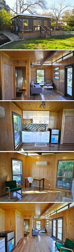 Modern Cabin (14' x 24')
