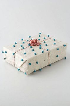 Neat wrapping paper