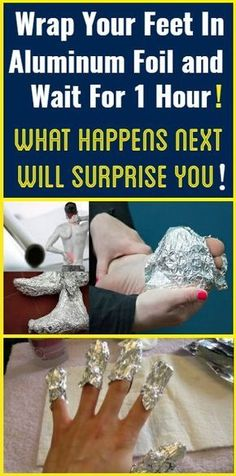 Did you know that regular aluminum foil is great not only for cooking in the oven and wrapping food leftovers, but also for treating various health conditions. According to Russian and Chinese healers, and the results of some medical research, aluminum foil has a very strong anti-inflammatory properties, it can be used externally for therapeutical …