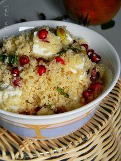 Romanian Food, Romanian Recipes, Feta, Couscous, Quinoa, Potato Salad, Appetizers, Potatoes, Gluten Free