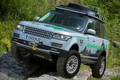 New Off Road Range Rover next year from SVO? - Page 3 - Expedition Portal Range Rover Evoque, Range Rovers, Range Rover Off Road, Car Mods, Land Rover Discovery, Mode Of Transport, Roof Rack, Car Photos, Offroad