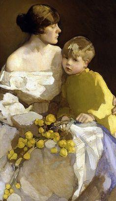Norah Neilson Gray (British artist, 1882 - 1931)