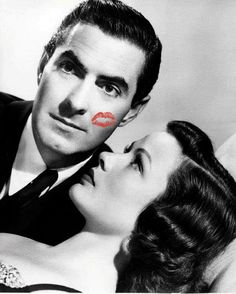 Tyrone Power& Gene Tierney