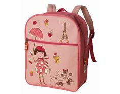 SugarBooger by O.e Zippee Back Pack Cupcake - The roomy but simple new Zippee Back Pack is big enough to hold a notebook and supplies, a lunch sa Cupcakes For Sale, School Items, Building For Kids, Back To School Gifts, Girl Backpacks, Sale Items, Baby Love, Gifts For Kids, Purses And Bags