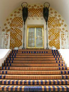 Ernst Ludwig House, Darmstadt, Germany