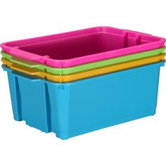 These Bins Are Great For Small Spaces!