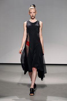 Katie Gallagher Spring 2016 Ready-to-Wear Fashion Show