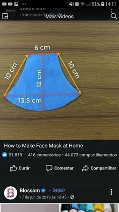 Sewing Hacks, Sewing Crafts, Sewing Projects, Easy Face Masks, Diy Face Mask, Fashion Face Mask, Dress Sewing Patterns, Mask Design, Sewing Techniques