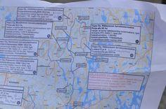 Kartta havainnollistaa, kuinka tärkeä turpeen nostoalue Kälkäjoen seutu on Vapolle.