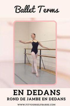 Basic Ballet Moves, Ballet Basics, Ballet Terms, Beginner Ballet, Ballet Class, Dance Terminology, Dance Terms, Ballet Barre Workout, Ballet Workouts