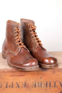 French 30's Workboots