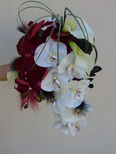1000 images about fleurs on pinterest mariage bouquets and rouge. Black Bedroom Furniture Sets. Home Design Ideas