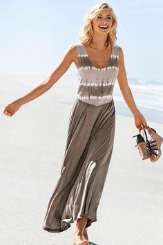 Dresses - Heine Tie dye dress - EziBuy New Zealand