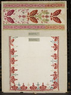 Cushion cover     V&A Search the Collections
