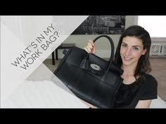 What's in my Work Bag?