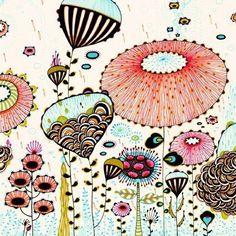 iheartprintsandpatterns: I ♥ Etsy - Yellena James