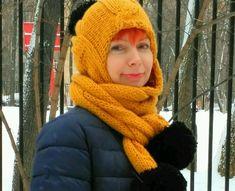 Комплект шапочка и варежки ПОМПОНЫ – купить или заказать в интернет-магазине на Ярмарке Мастеров | Комплект выполнен из полушерстяной мериносовой…