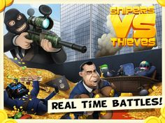 Snipers vs Thieves v0.3.3614 (Mod) Apk Mod  Data http://www.faridgames.tk/2017/01/snipers-vs-thieves-v033614-mod-apk-mod.html
