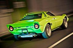 Lancia Stratos (the colour)